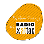 System Change, not Climate Change! Radioserie