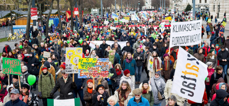 Schützen wir das Klima vor Trump, Kern und Sobotka