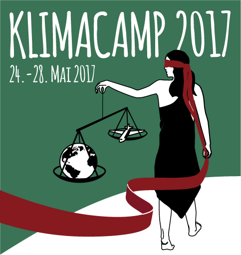 banner klimacamp