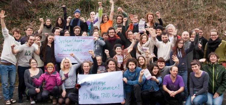 19. März: Weltweiter Aktionstag in Solidarität mit Flüchtlingen