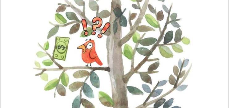 """Neue Broschüre """"Geld wächst nicht auf Bäumen – oder doch?"""" erschienen"""