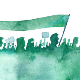 Ankündigung: People's Climate March Wien 2017