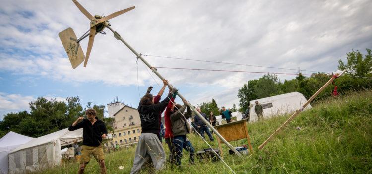 Klimacamp 2017: Ein Rückblick auf die ersten zwei Tage