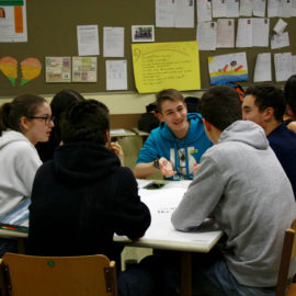 System Change goes Highschool