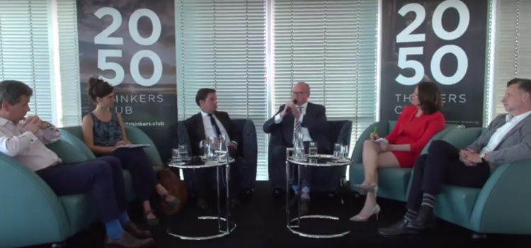 Podiumsdiskussion – Pro & Contra Talk zur Dritten Piste am Flughafen Wien