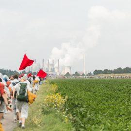Ende Gelände: Widerstand gegen den Klima-Backlash