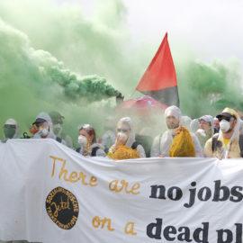 Presseaussendung: Proteste vor Klimakonferenz COP 23 in Bonn: Klima-Aktivist*innen aus Österreich sind mit dabei