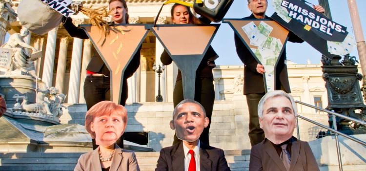Profit-Interessen dominieren Klimagipfel in Paris