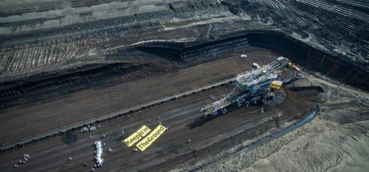 Klimakiller und Menschenvertreiber: Stoppen wir den Kohleabbau!