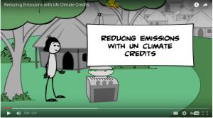 Werbung für klimaneutrale Kocher aus einem Video des UN-Offset-Programms: http://climateneutralnow.org/