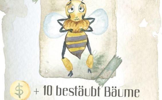 Wie man Bienen bezahlt