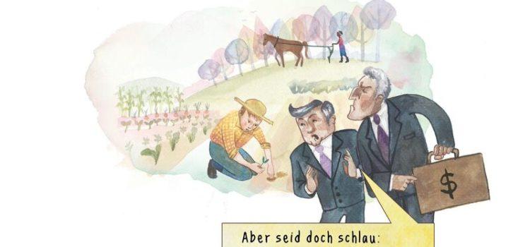 Klima-schlaue Landwirtschaft?