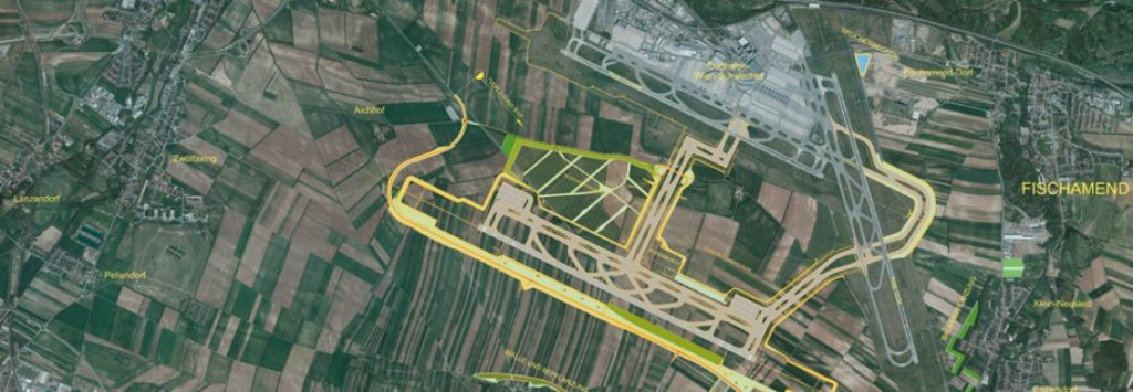 Quelle: Flughafen Wien AG Website