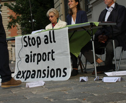 Pressemitteilung zum Auftakt der UN-Luftfahrtkonferenz