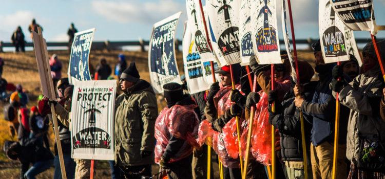 Standing Rock: mehr als ein letztes Aufbäumen vor Trump?