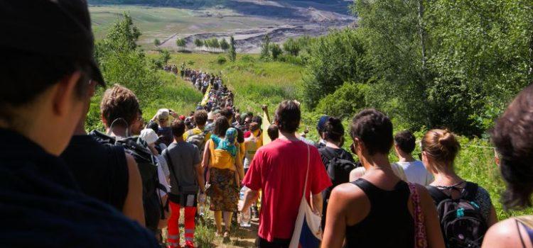 Tschechien und Niederlande: Aktionen gegen fossile Industrie