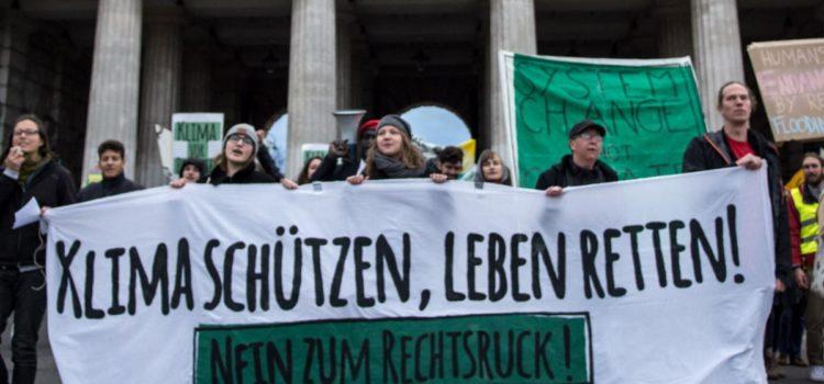 """""""System Change!"""" an ÖVP und FPÖ: Dritte Piste bedeutet Klimawandel und enorme Belastungen für BürgerInnen"""