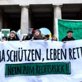 Sieben Gründe, warum eine schwarz-blaue Regierung Klimagerechtigkeit entgegensteht