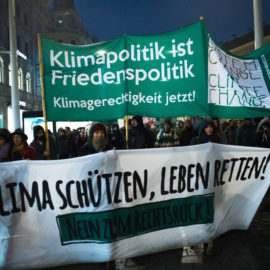 Klimakrise und Rassismus: Zwei Probleme, eine Ursache