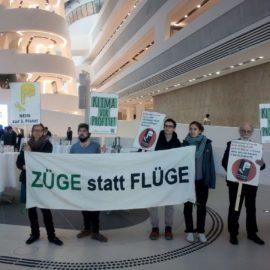 Mission Klimakrise: Die desaströse Klimastrategie von Schwarz-Blau