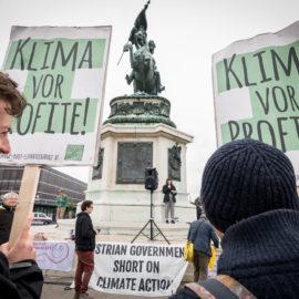 Breiter Widerstand gegen die Klima-Heuchelei der Regierung