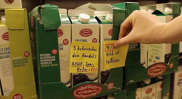 5 Gründe warum man Ernährungssouveränität nicht bei Hofer kaufen kann