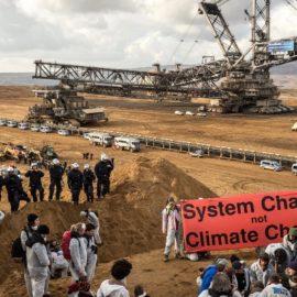 Rebellion, Aufstände, Klima-Alarm