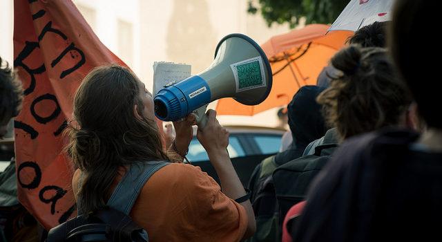 Presseaussendung: Klimagerechtigkeit statt Festung Europa