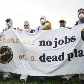 Warum Klimagerechtigkeit starke Gewerkschaften braucht