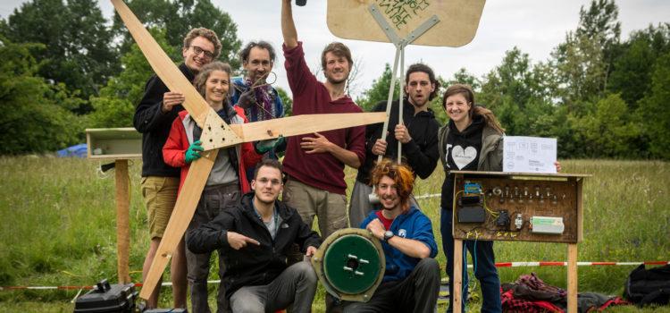 System Change, not Climate Change! und das Klimacamp bei Wien