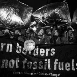 Klimagerechtigkeit heißt offene Grenzen!