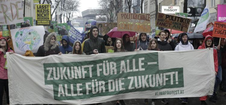 Klimaprotest: Bisher breitestes Bündnis für Klimagerechtigkeit!