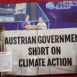 Nach Ende von Schwarz-Blau: In die Offensive für Klimagerechtigkeit!