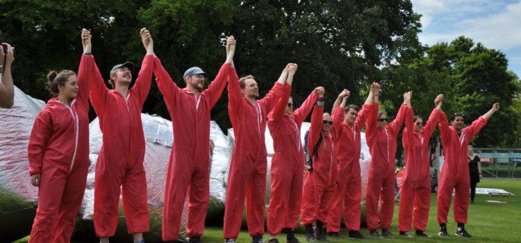 Rückblick: Aktionstag für Klimagerechtigkeit