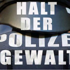 Demo: Halt der Polizeigewalt 6. Juni, 18:00 in Wien