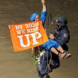 Vom Sommer der Klimaaktion zum heißen Herbst des Widerstands – #by2020weriseup