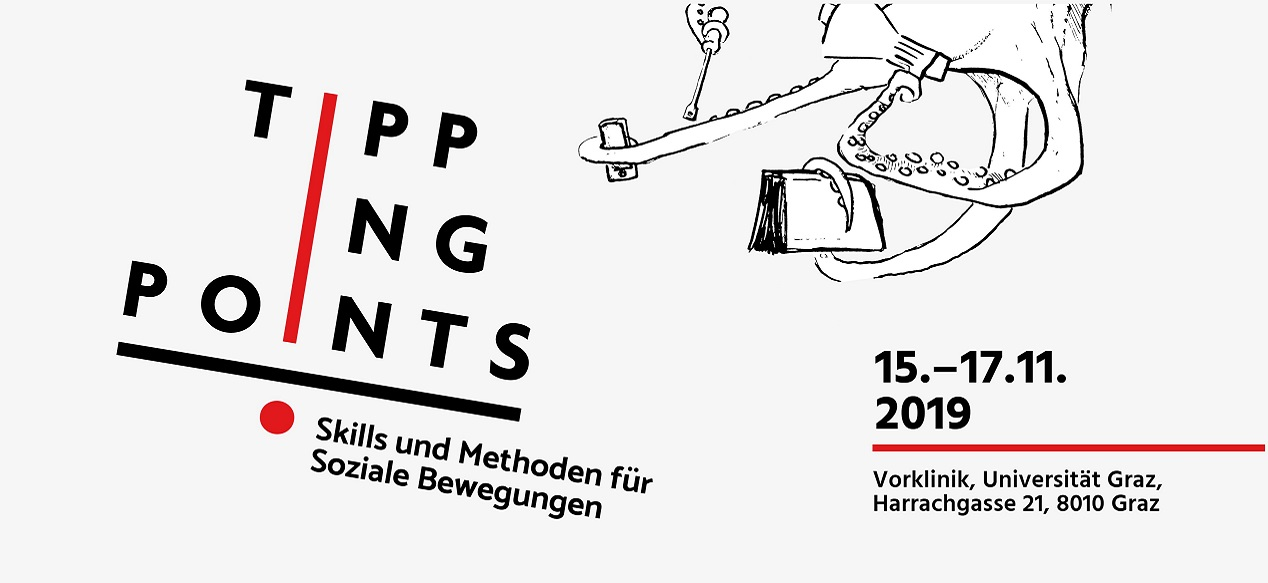 Tipping Points: Workshops - Diskussionen - Party