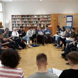 Service-Learning-Projekt der WU mit System Change, Not Climate Change