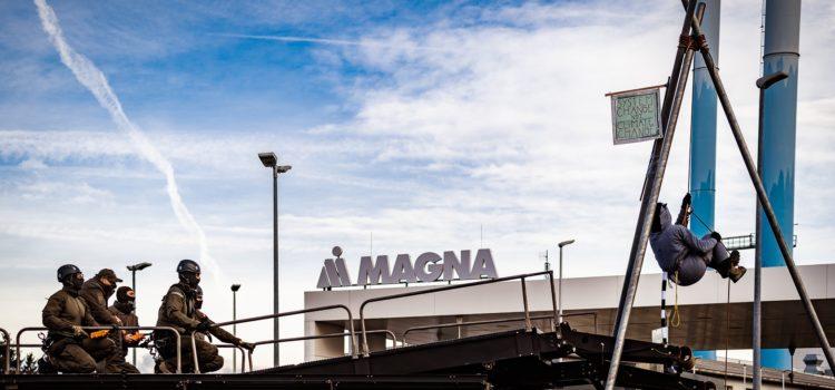 Block Magna: Start der Verkehrswende von unten