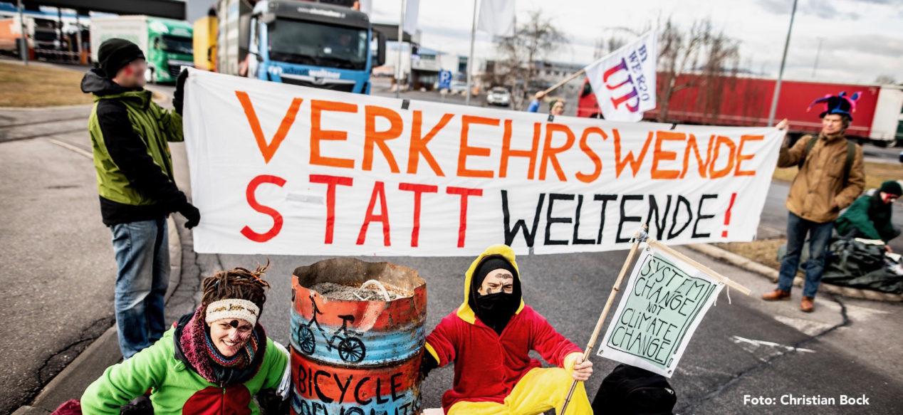 #BlockMagna: Blockade des Autowerks