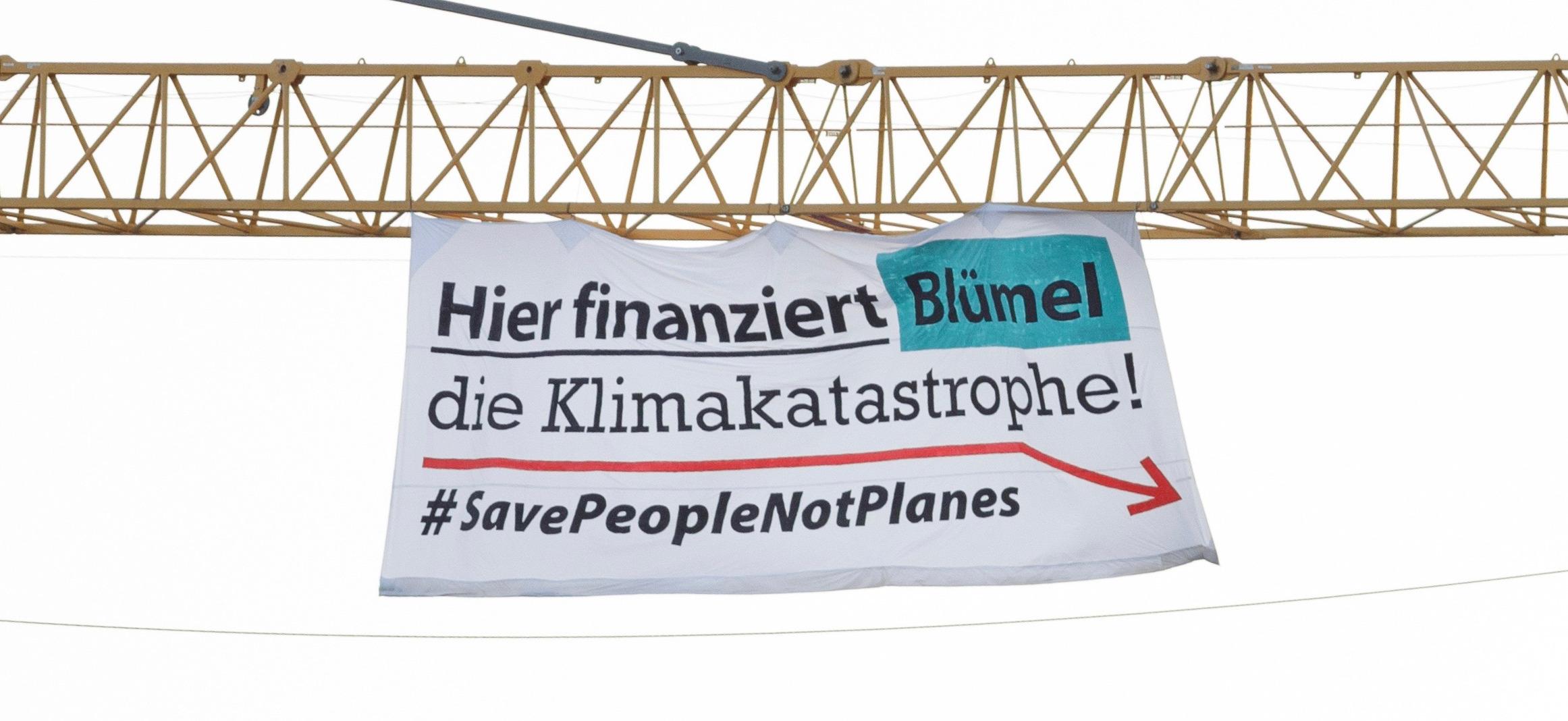 #SavePeopleNotPlanes: Keine Subventionen für die Flugindustrie!