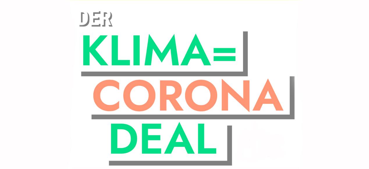 Ein breites Bündnis fordert einen klimagerechten Gesellschaftsvertrag