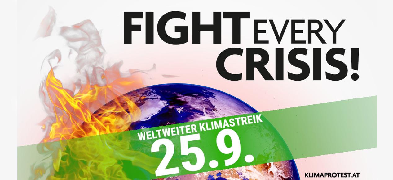 Weltweiter Klimastreik