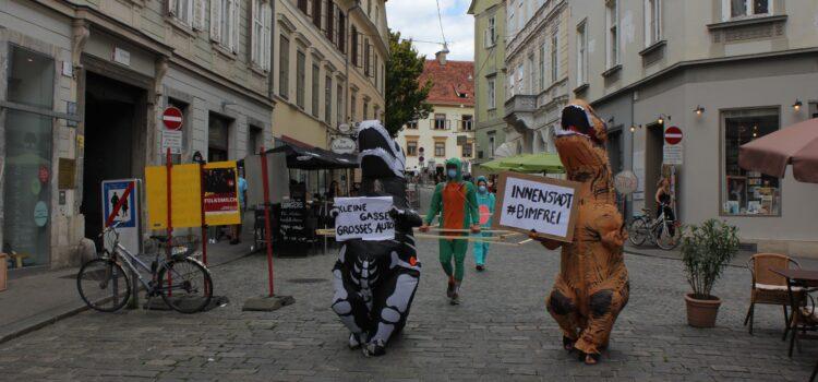 Der Grazer Betonbürgermeister und sein Klimakillerprojekt