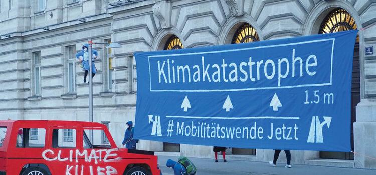 23.10. Wiener Aktionstag #MobilitätswendeJetzt