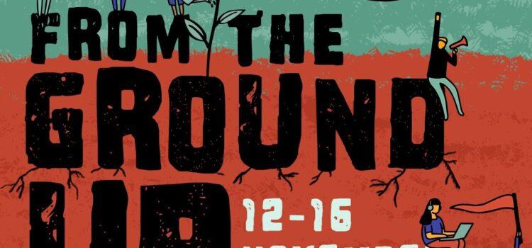 From The Ground Up: Online Treffen für Klimagerechtigkeit 12.-15.11.